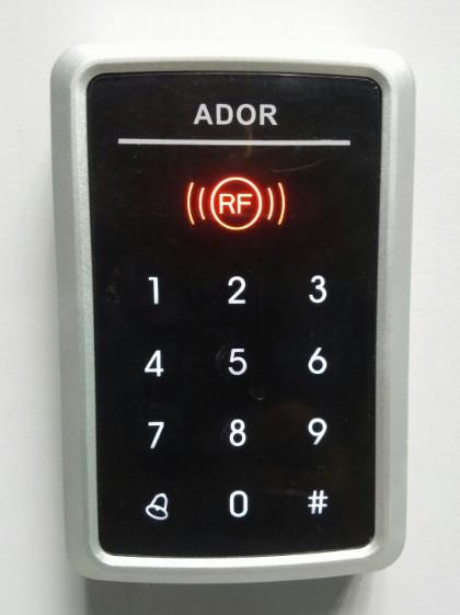 אולטרה מידי קודן לדלת ADOR Touch LC-57